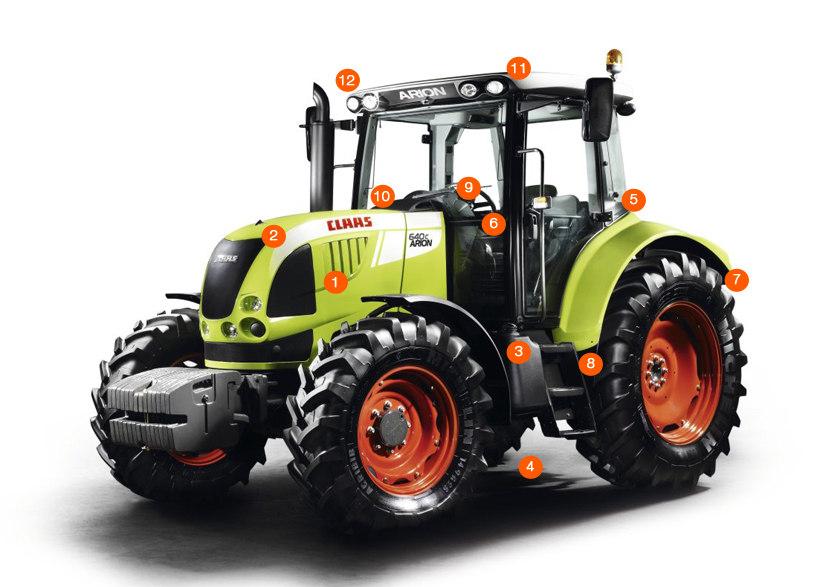 ARION 640-620 C