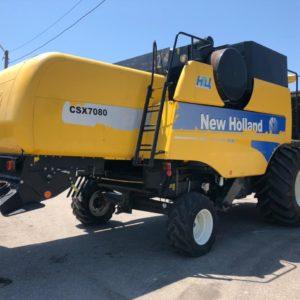 Зерноуборочный комбайн NEW HOLLAND CSX7080